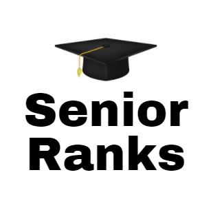 Seniors October Ranks